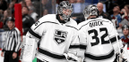 Kings Allow Six Goals In Second Period In 7-1 Loss To Avalanche