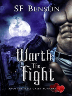 Worth the Fight (Another Falls Creek Romance, #1)