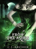 From The Ashes (Book 6 in the Ministry of Curiosities series)