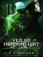 Veiled in Moonlight (Book 8 in the Ministry of Curiosities series)