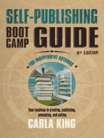 Self-Publishing Boot Camp Guide for Independent Authors, 4th Edition