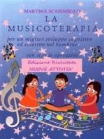 La musicoterapia per un migliore sviluppo cognitivo ed emotivo nel bambino