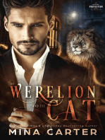 The Werelion And The Cat