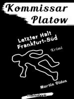 Kommissar Platow, Band 15