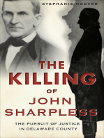 The Killing of John Sharpless