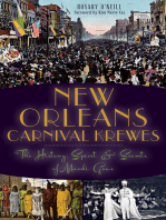 New Orleans Carnival Krewes