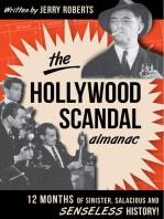 The Hollywood Scandal Almanac