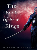 The Book of Five Rings (The Way of the Warrior Series) by Miyamoto Musashi