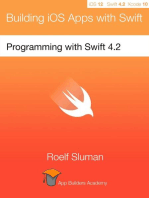 Programming with Swift 4.2