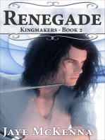 Renegade (Kingmakers, Book 2)