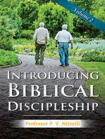Introducing Biblical Discipleship