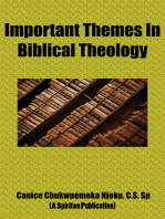 Important Themes In Biblical Theology