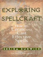 Exploring Spellcraft
