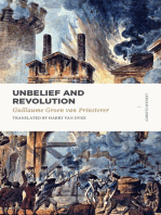 Unbelief and Revolution