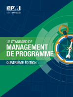 The Standard for Program Management - Fourth Edition (FRENCH)