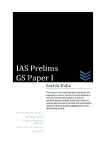 IAS Prelims GS Paper I