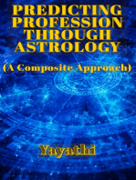 Predicting Profession through Astrology: A Composite Approach