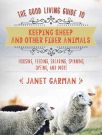 The Good Living Guide to Keeping Sheep and Other Fiber Animals