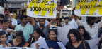 Sri Lankan Tea Estate Workers Take To The Streets To Demand Fair Wages