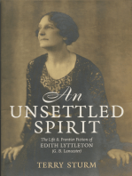 An Unsettled Spirit