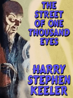 The Street of One Thousand Eyes (Hong Lei Chung #2)