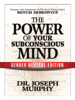 The Power of Your Subconscious Mind (Gender Neutral Edition)