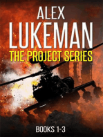 The Project Series Books 1-3