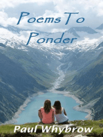 Poems To Ponder