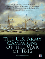 The U.S. Army Campaigns of the War of 1812 (Illustrated Edition)