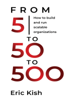 5 to 50 to 500