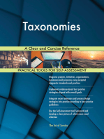 Taxonomies A Clear and Concise Reference