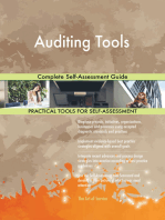 Auditing Tools Complete Self-Assessment Guide