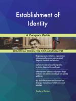 Establishment of Identity A Complete Guide