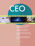 CEO The Ultimate Step-By-Step Guide