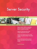 Server Security Complete Self-Assessment Guide