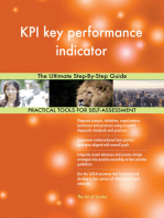 KPI key performance indicator The Ultimate Step-By-Step Guide