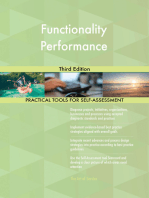 Functionality Performance Third Edition