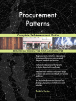 Procurement Patterns Complete Self-Assessment Guide