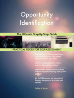 Opportunity Identification The Ultimate Step-By-Step Guide