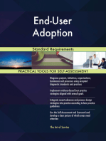 End-User Adoption Standard Requirements