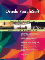 Oracle PeopleSoft Complete Self-Assessment Guide