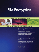File Encryption A Clear and Concise Reference