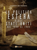 La politica estera degli Stati Uniti dal 1898 al 1905