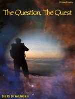 The Question, The Quest