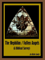 The Nephilim / Fallen Angels (A Biblical Survey)