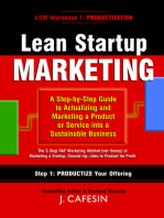 Lean Startup Marketing