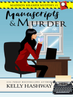 Manuscripts and Murder (Madison Kramer Mystery #1)