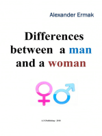 Differences Between a Man and a Woman