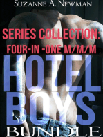 Hotel Boys Bundle Series Collection