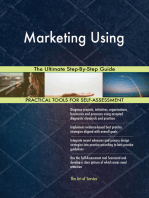 Marketing Using The Ultimate Step-By-Step Guide